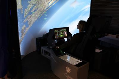 Military Fighter Simulators