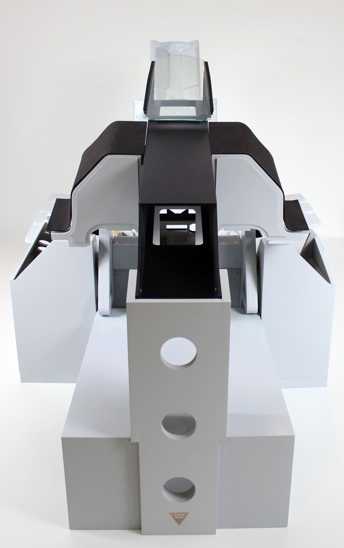 F 16 Simulator Frame