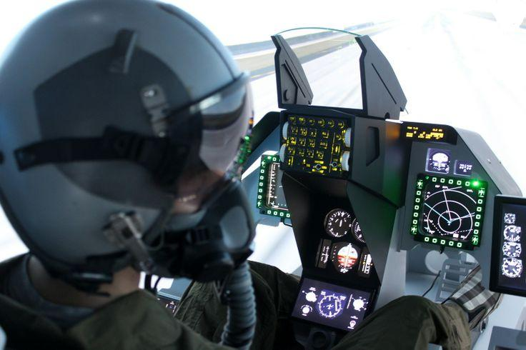 helicopter flight sim controls with Fighter Cockpits on Diy Flight Simulator Cockpit Plans Order also Watch further Microsoft Flight Simulator X Full besides Helicopterflightsimulator besides 5 Mind Blowing Homemade Flight Simulators.