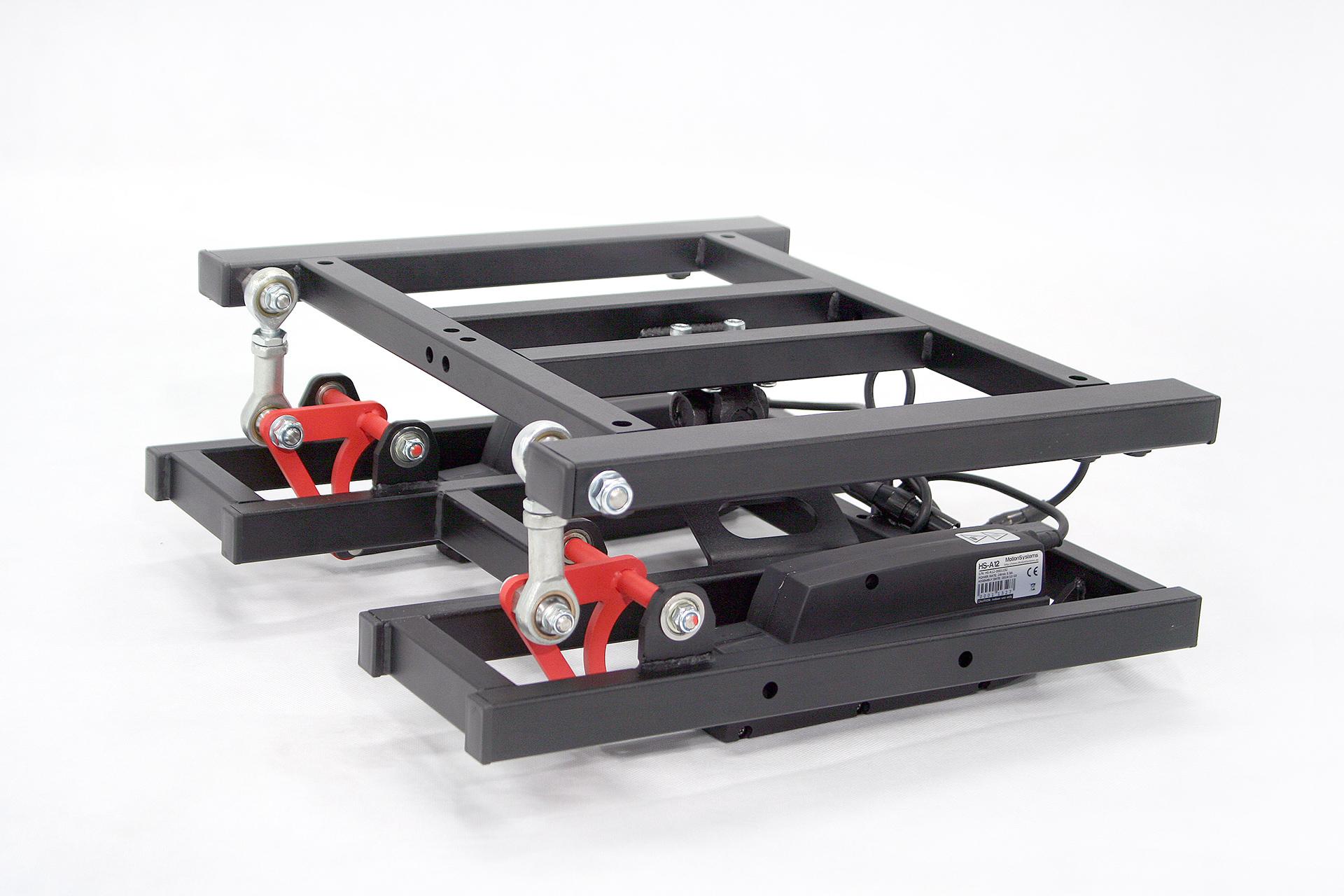 Hs201 2dof Motion Platform A Compact Solution Designed