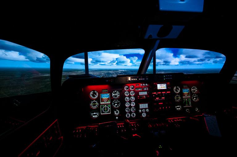 Elite iGate G500 Professional Flight Simulator