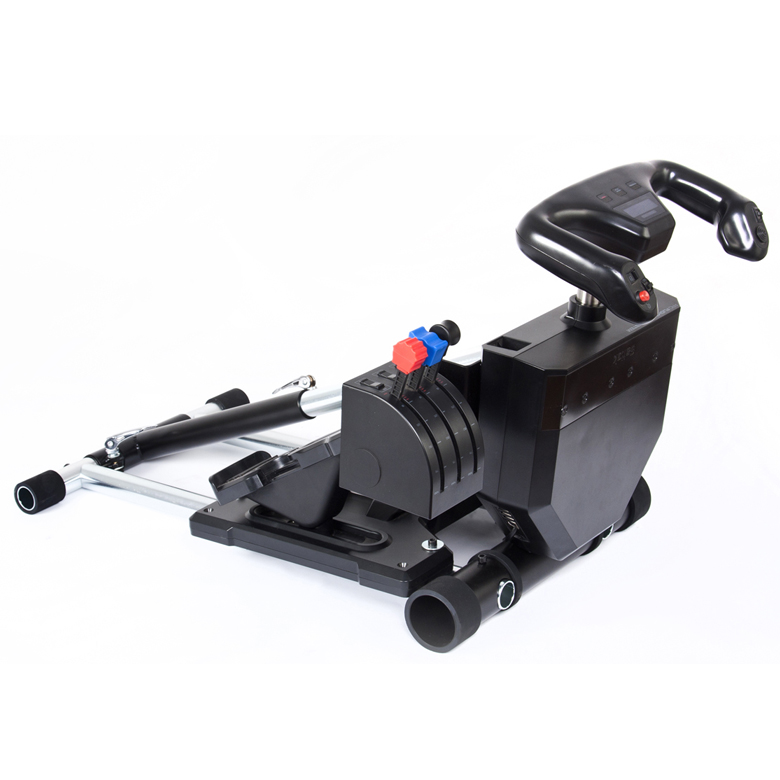 9108e636817 ... Wheel Stand Pro Saitek Pro Flight Yoke System - Deluxe V2 - view 2 ...