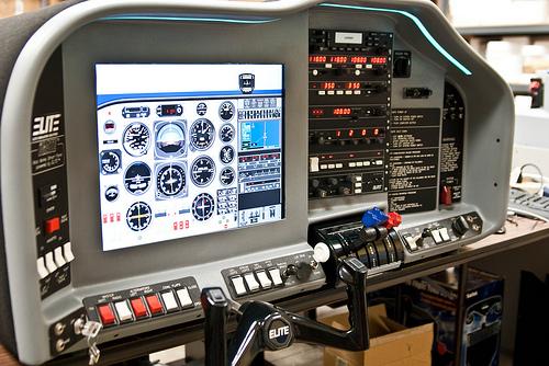 Elite iGate Professional Flight Simulator FAA Certified